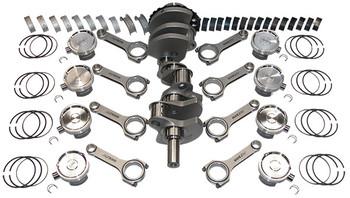 Manley GM LS 415c.i. Rotating Assembly - 58x, 9.8:1 Comp 28415