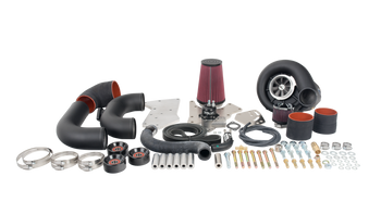 Vortech LS Swap EFI Supercharger Kit V-3 Si LS Truck FEAD