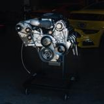 Vortech LS Swap EFI Supercharger Kit 4GX218-110L V-3 Si LS Truck FEAD