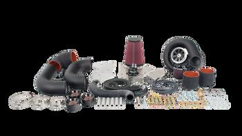 Vortech LS Swap Carb Supercharger Kit 4GX218-120L V-3 Si LS Truck FEAD