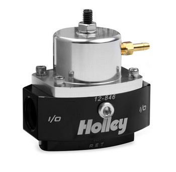 Holley HP Billet EFI Fuel Pressure Regulator 12-846
