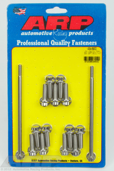 ARP GM LS Oil Pan Stainless 12-Point Bolts 434-6902