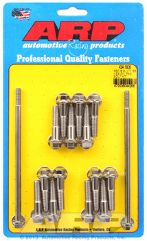 ARP Gen V LT1/LT4 Oil Pan Stainless Hex Bolts 434-1806