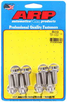 ARP GM LS Motor Mount Stainless 12-Point Bolts 434-3103