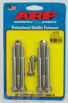 ARP GM LS Water Pump Stainless Hex Bolt Kit 434-3201