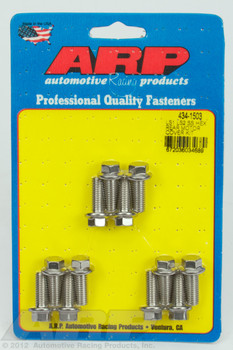 ARP GM LS Rear Cover Stainless Hex Bolts 434-1503