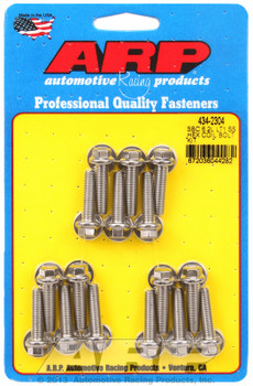 ARP Gen V LT1/LT4 Coil Bracket Stainless Hex Bolts 434-2304