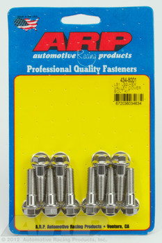 ARP GM LS Valley Cover Stainless Hex Bolts 434-8001