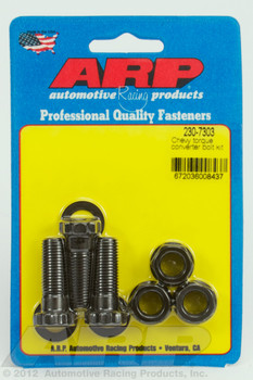 ARP TH350/TH400 Race Converter Bolts 1.250 UHL 230-7303