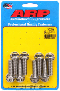 ARP GM LS Bellhousing Stainless 12-Point Bolts 434-0902