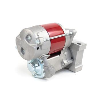 GM LSX High Torque Compact Mini Starter - Red