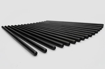 LSXceleration 7.400 LS1 LS2 LS3 Hardened .080 Wall Pushrods