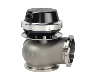 Turbosmart Hyper-Gate 45 14psi Black Wastegate