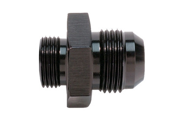 Aeromotive ORB-10 to AN-12 Male Flare Reducer Fitting (15642)