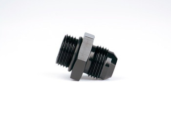 Aeromotive ORB-08 to AN-06 Male Flare Reducer Fitting (15607)