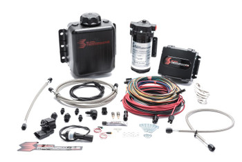 Snow Performance Stage 4 Boost Cooler Platinum Tuning Water-Meth Injection Kit (Braided Lines) (Copy of SNO-9000)
