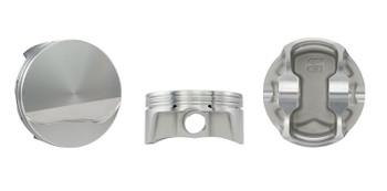CP Bullet LS7 4.155 Bore 4.125 Stroke -4.6cc Flat Top Pistons & Rings Kit (R Series)