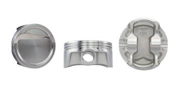 CP Bullet LS 3.905 Bore 4.000 Stroke -18.2cc Dish Pistons & Rings Kit (6.200 Rod)