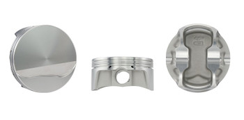 CP Bullet LS7 4.130 Bore 4.125 Stroke -4.6cc Flat Top Pistons & Rings Kit