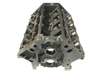 DART SHP LS Next Pro Gen III Iron Engine Block 31867212