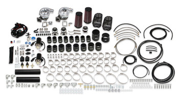 STS Rear Mounted Twin Turbo System for 2009-13 C6 LS3 STS2003