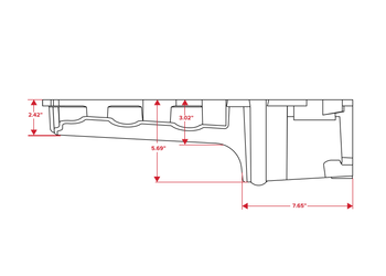 GM LS Swap Oil Pan Kit