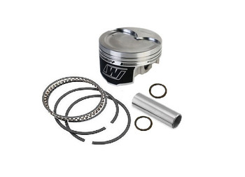 Wiseco LS 4.070 Bore 4.100/4.125 Stroke -14cc Dish Piston Kit K454X7