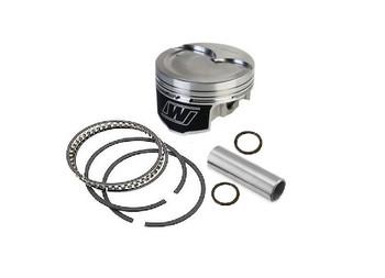 Wiseco LS 4.125 Bore 4.100/4.125 Stroke -22cc Dish Piston Kit K455X125