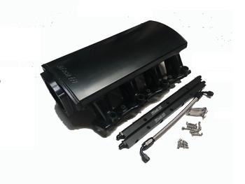 FiTech LS3/L92 Low Profile Aluminum Intake Manifold w/ Fuel Rails 70065