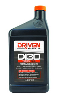 Driven Racing Oil DI30 Synthetic 5W-30 Direct Injection Engine Oil 18306