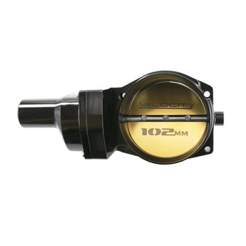 GM LS 102mm Drive By Wire Black Throttle Body
