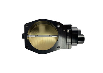 Granatelli Motorsports GM LS 103mm Drive By Wire Throttle Body GMTBLS3B - Black Finish