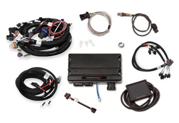 Holley Terminator X GM LS Standalone ECU & Wire Harness 550-904 - 24x/Multec 2