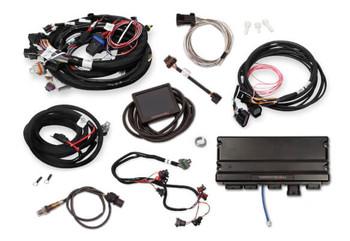Holley Terminator X Max GM LS Standalone ECU & Wire Harness 550-931 - 58x/EV6/DBW