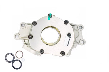Schumann High Volume OEM Replacement LS Oil Pump w/ Block to Pump O-Ring Seal LS-OER-HV-OR