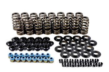 "PAC-KS14 Hot Rod Series Beehive Valve Spring Kit - 1.290"" O.D. x 0.600 Max Lift - Steel Retainers - 7 Degree"