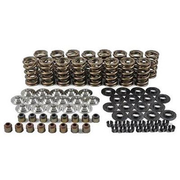 "PAC-KS37 RPM SERIES DUAL SPRING KIT - 1.324"" O.D. x 0.750 MAX LIFT - TITANIUM RETAINERS - 7 Degree"