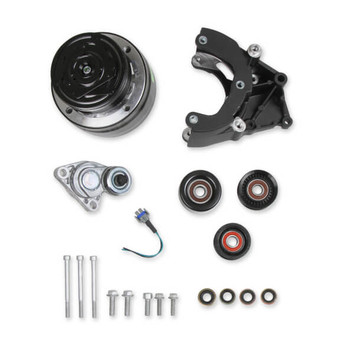 Holley LS Passenger's Side High Mount R4 A/C Accessory Drive Kit 20-140BK