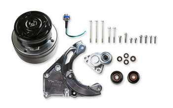 Holley LS Passenger's Side High Mount R4 A/C Accessory Drive Kit 20-140P