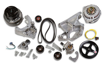 Holley LS High Mount Complete  Accessory Drive Kit 20-136