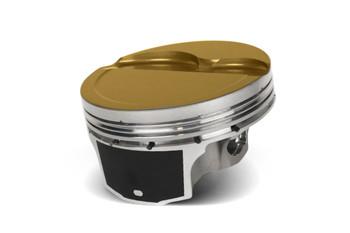 JE Pistons Ultra Series LS 4.075 Bore 4.000 Stroke -5cc Flat Top Piston Kit 360773