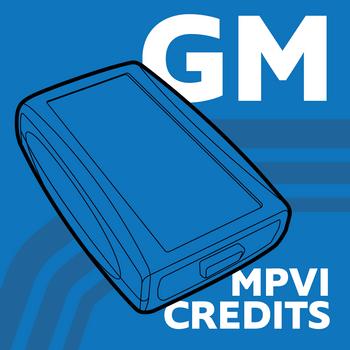HP Tuners MPVI/MPVI2 Credits