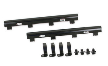 MSD Atomic EFI Billet Fuel Rails 2722