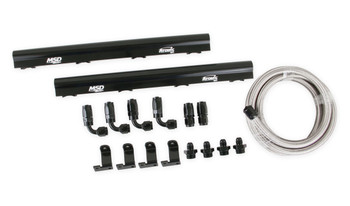 MSD Atomic EFI Billet Fuel Rail Kit 2725
