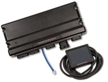 Holley Terminator X Max GM LS Standalone ECU & Wire Harness 550-934 - 24x/EV6/Trans Control/DBW