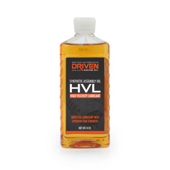 Driven Racing Oil HVL Synthetic Assembly Oil 50050