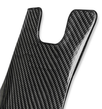 Holley iNTECH Carbon Fiber Cold Air Intake Cover Only 223-09-1