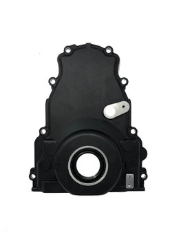 LSXceleration LS2/LS3 Black Timing Cover w/ Seal 54-0326