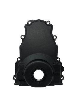 LSXceleration LS1/LS6 Black Timing Cover w/ Seal 54-1243