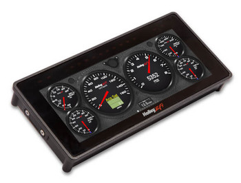 "Holley EFI 6.86"" Pro Dash Touchscreen- 553-112"